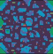 Erratic Blocks-Map