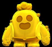 Спайк Skin-True Gold
