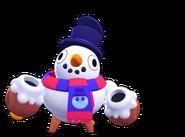 Тик Skin-Snowman