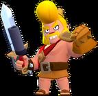 Bull Skin-Barbarian King