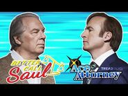 Better Call Saul- Ace Attorney (Spoilers)