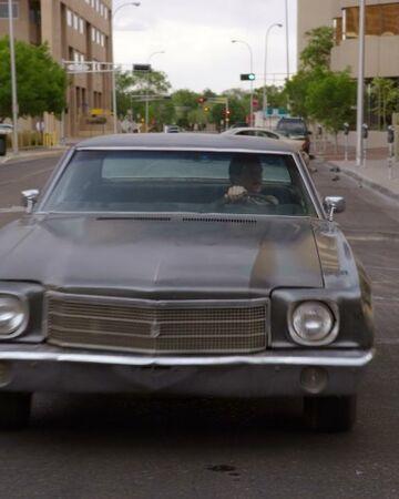 1970 Chevrolet Monte Carlo Breaking Bad Wiki Fandom
