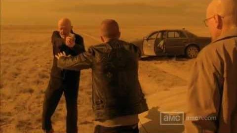 Breaking Bad Season 5 Comic-Con Trailer