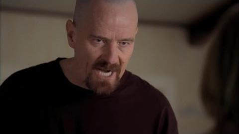"""I am the one who knocks!"" Breaking Bad - S04E06 - Cornered"