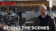 El Camino A Breaking Bad Movie Behind the Scenes Netflix