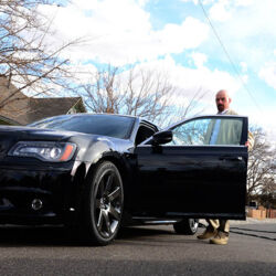 2012 Chrysler 300 SRT-8