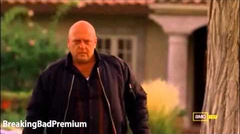 Breaking Bad One Minute - Hank beats up Jesse