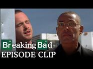 Gus Fring Stands His Ground - S4 E9 Clip -BreakingBad