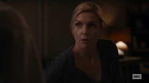 Kim imitates Kevin - Better Call Saul