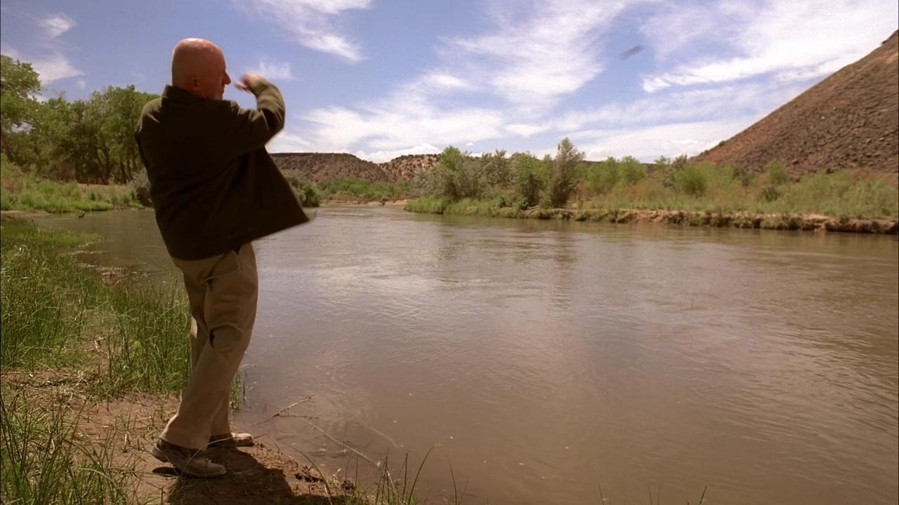 Banks of the Rio Grande, Albuquerque.jpg