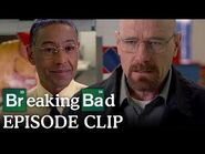 Walter White Places a Tracker on Gus Fring's Car - S4 E8 Clip -BreakingBad