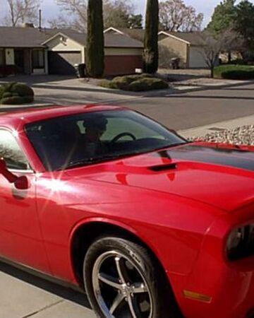 2009 Dodge Challenger Breaking Bad Wiki Fandom
