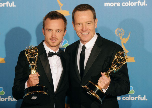 Breaking Bad-- Awards and Nominations