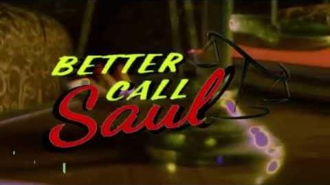 Better Call Saul title sequences