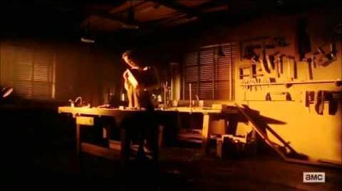 Breaking Bad Felina - Jesse's wood box