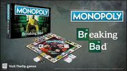MONOPOLY- Breaking Bad - The Op Board Game Showcase