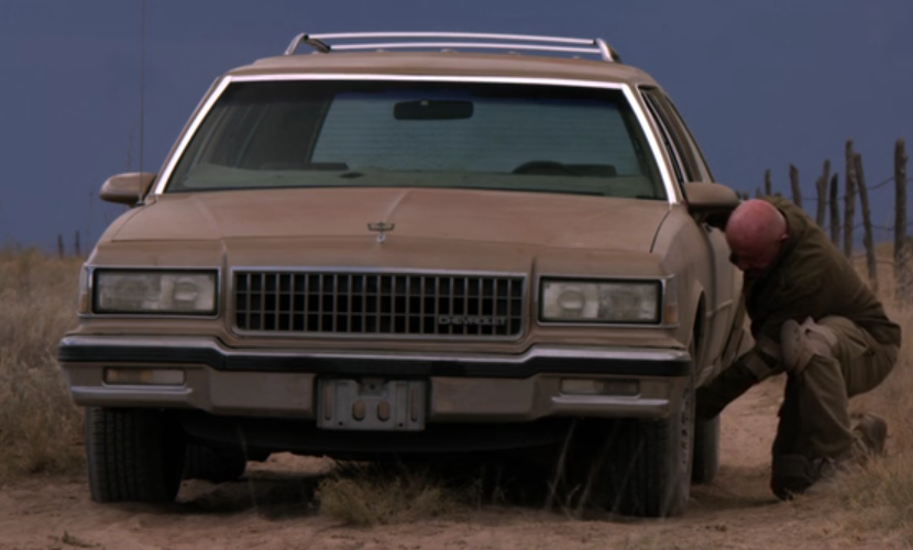 1987 Chevrolet Caprice Estate
