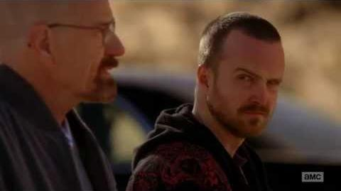 Walter and Jesse Desert Scene - Breaking Bad S05E11 - Full HD