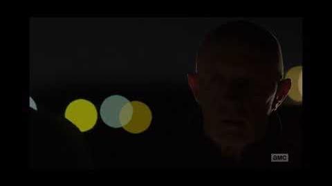 Better Call Saul season 4 finale - Mike kills Werner