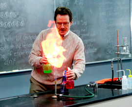 Walt Colored Fire