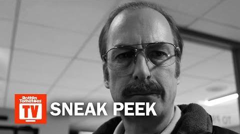 Better Call Saul S04E01 Season Premiere Sneak Peek 'Gene Checking Out' Rotten Tomatoes TV