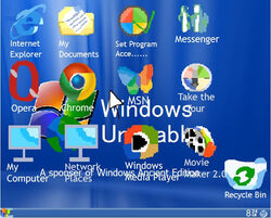 Windows Unusable as Windows Ancient Edition (August 15, 2003).jpg
