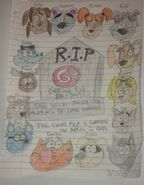 R.I.P Google Plus Promotional Art