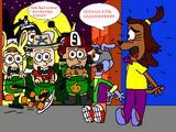 Ella and Gershwyn and the Black Licorice Kids