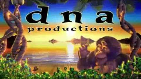 DNA Productions logo slowed down to 5 minutes