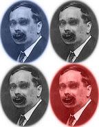 Zombie H.G. Wells