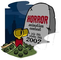 The contest's logo, designed by Jay Silver