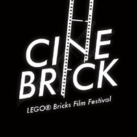 The logo of Cine Brick