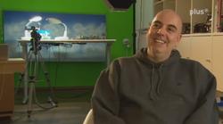 Steffen Troeger as seen in the German TV program Einsplus, originally aired in 2012