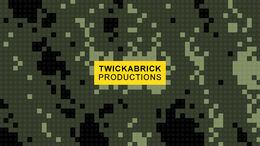 The TwickABrick Productions logo