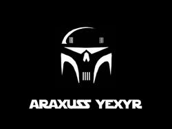The Araxuss Yexyr logo