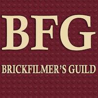 The Brickfilmers Guild logo