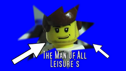 ↑ The Man Of All Leisures ↑