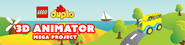 LEGO DUPLO 3D Animator Mega Project