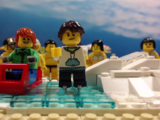 16 Cities - 17 Brickfilmers - One LEGO Set