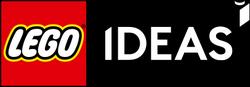 The LEGO IDEAS logo