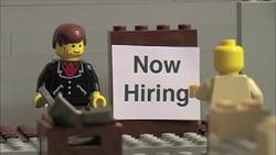 Jason begins to establish a new business