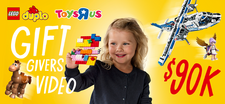 """LEGO Toys """"R"""" Us Gift Givers Video Project.png"""
