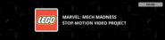 Marvel Mech Madness Stop-Motion Video Project