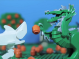 The Orange-Green War Continues