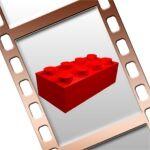 The final logo of CoolBrickMovies.com
