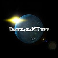 The DallArt logo