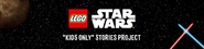 LEGO Star Wars Kids Only Stories Project