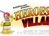 Heroes and Villains Contest