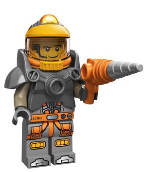 Космический шахтёр