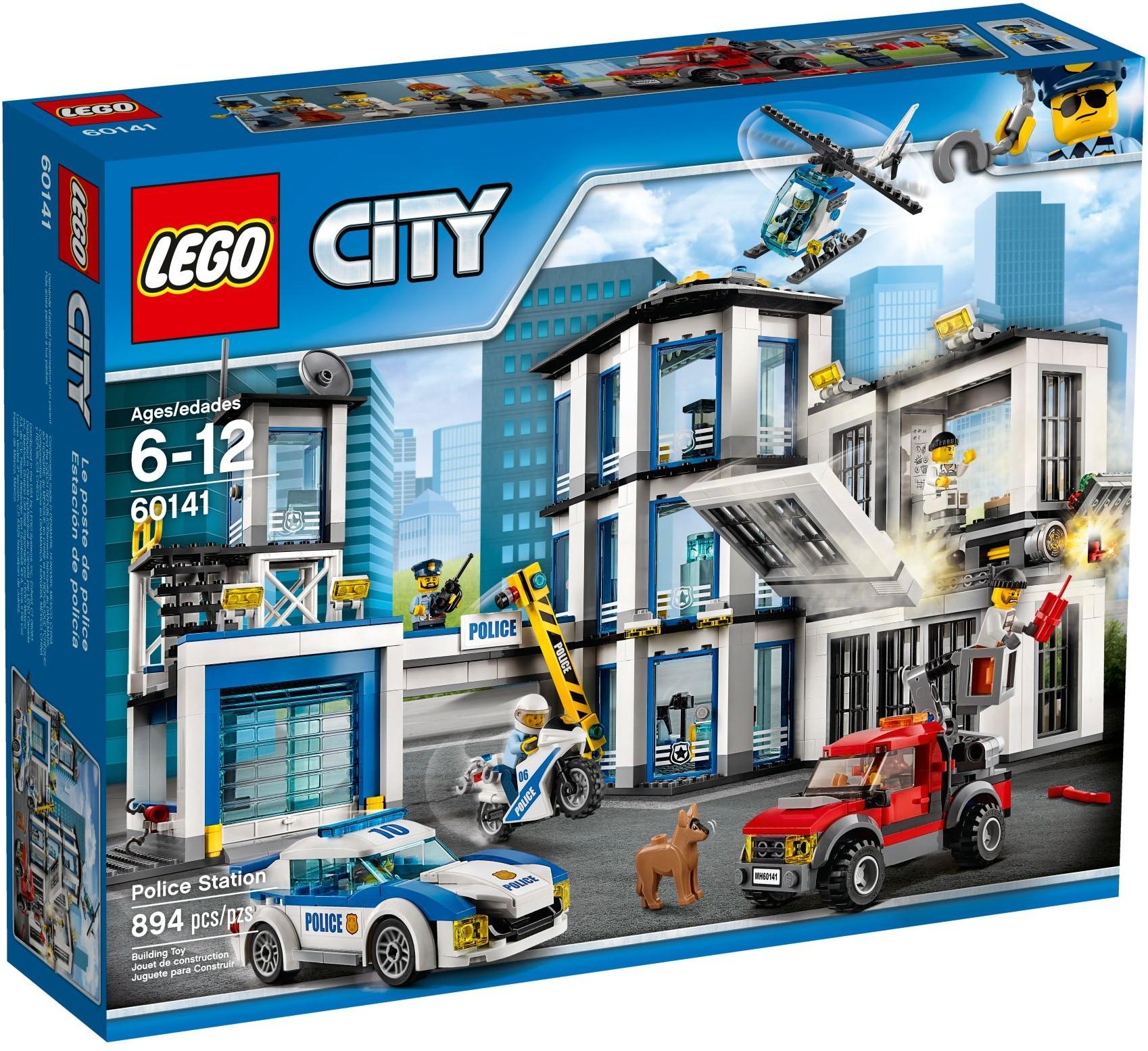 60141 Полицейский участок